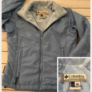 Women's Small Previously Loved Columbia Jacket